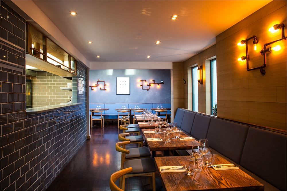 The Pigeon House restaurant in Dublin