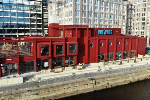 BrewDog Dublin becomes world's first carbon negative brewer