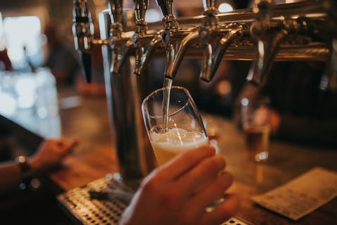 Ireland's 'wet pubs' reopen, but Dublin boozers shut for three weeks