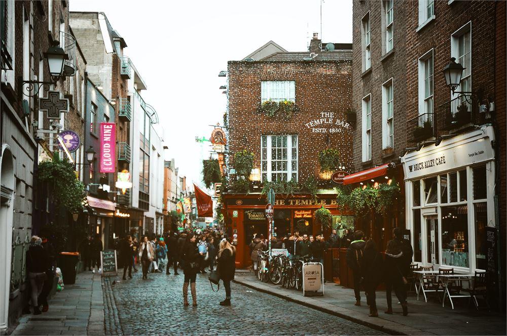 10 of the best Temple Bar restaurants in Dublin