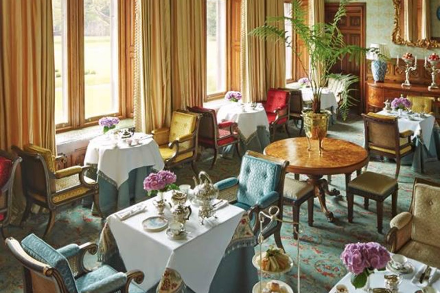 The Connaught Room at Ashford Castle