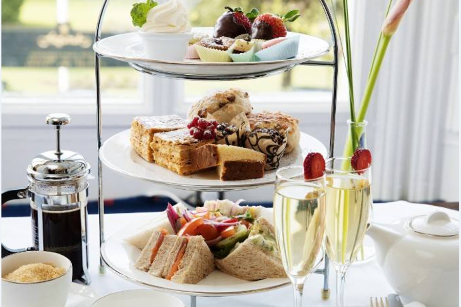 Afternoon Tea at Fitzpatrick Hotel