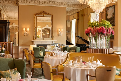 The Lord Mayor's Lounge at The Shelbourne Hotel