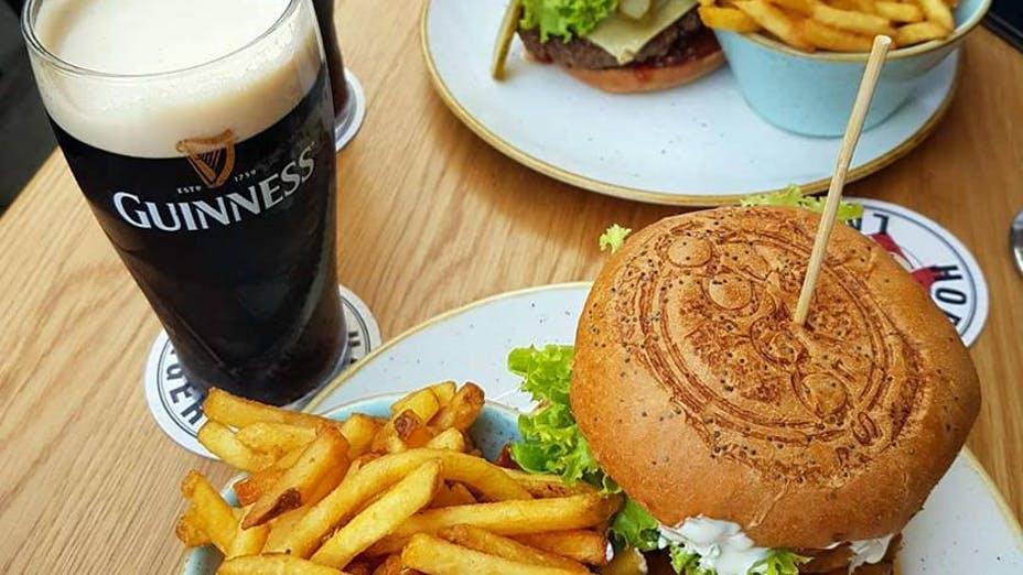 Bobos Burgers Restaurant Wexford Street