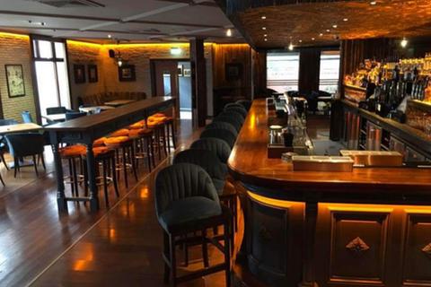 The Hollybrook bar
