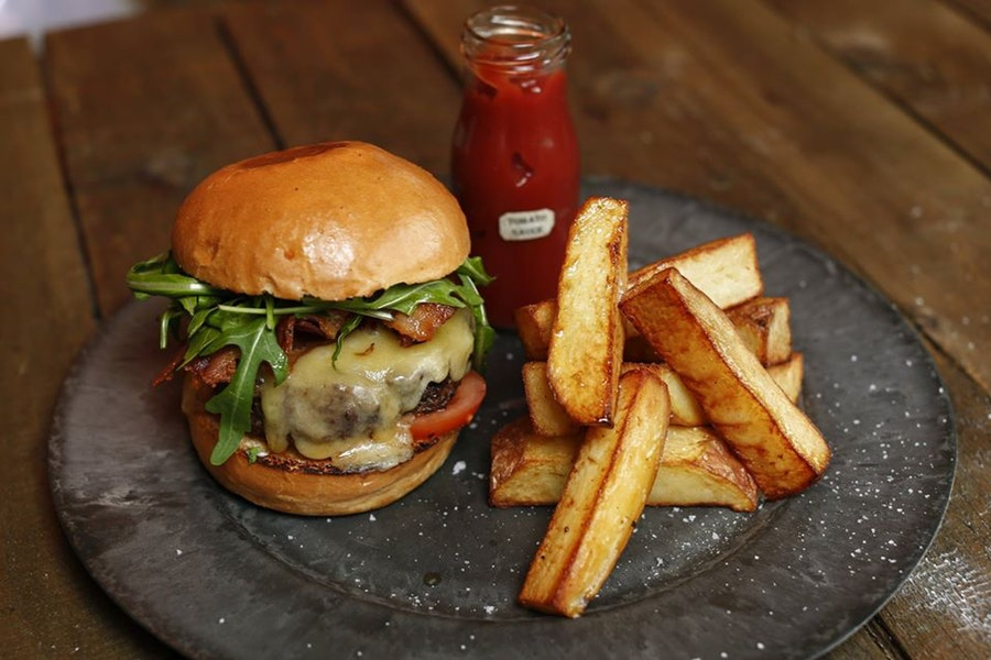Gourmet Food Parlour - Santry