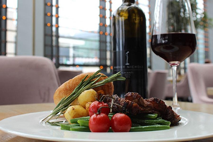 Harvey Nichols First Floor Restaurant & Bar