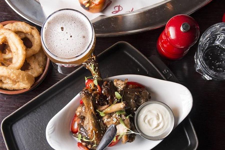Beef & Lobster Galway