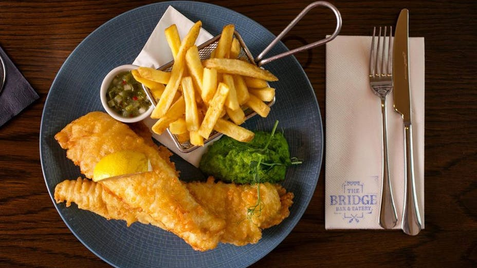 The Bridge Bar and Eatery