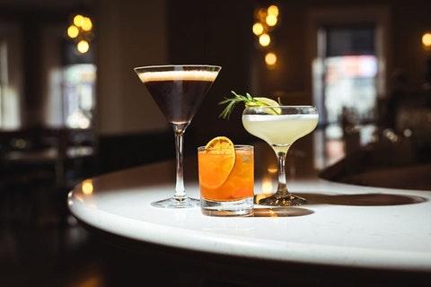 T/A Hotel Meyrick - Oyster Bar